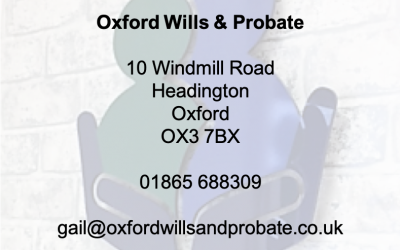 Our Oxford Wills & Probate office